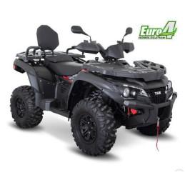 TGB ATV QUAD, model Blade 1000LT, Euro 4 norm, EPS, L7e homologatie, 14inch wielen, mat grijs editie.